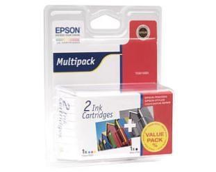 Tusz Epson T036&T037 dwupak