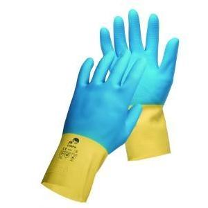 Rękawice lateksowo-neoprenowe Caspia CERVA