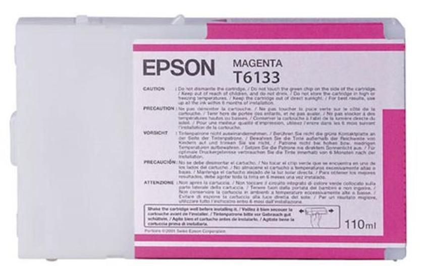 Tusz Epson T6133