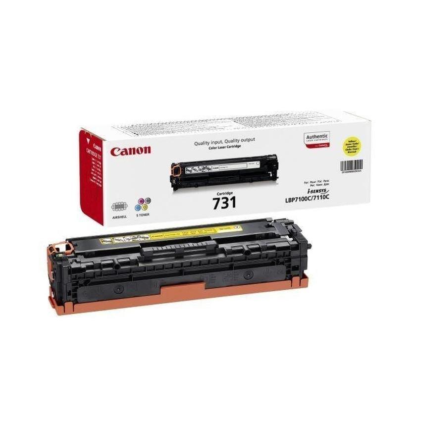 Toner Canon LBP7100/7110 [CRG731Y] żółty