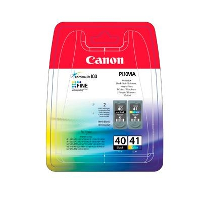 Tusz Canon PG40/CL41 Multipack [0615B043]