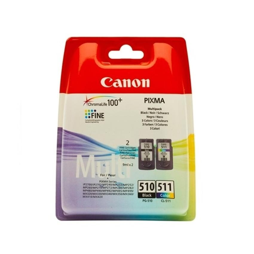 Tusz Canon PG510/CL510 Multipack [2970B010]