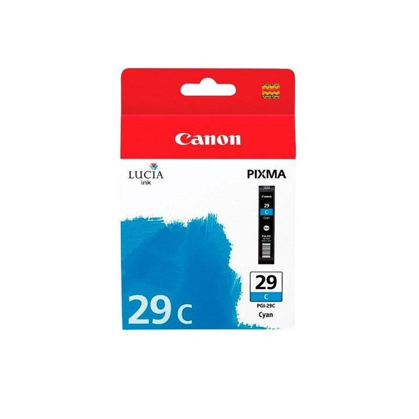 Tusz Canon PGI29C Cyan [4873B001]