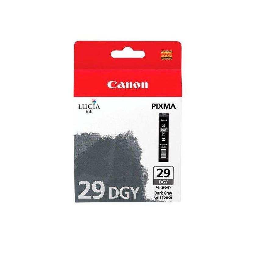 Tusz Canon PGI29DGY ciemnoszary [4870B001]
