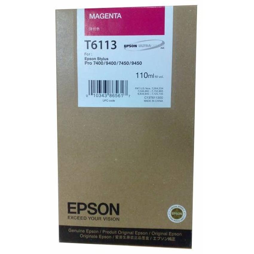 Tusz Epson T6113