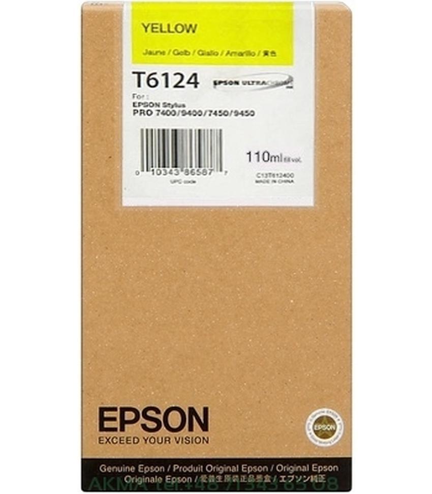 Tusz Epson T6114