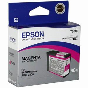 Tusz Epson T5803