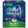 TABLETKI DO ZMYWARKI FINISH All In 1 REGULAR