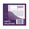 KARTA URLOPOWA