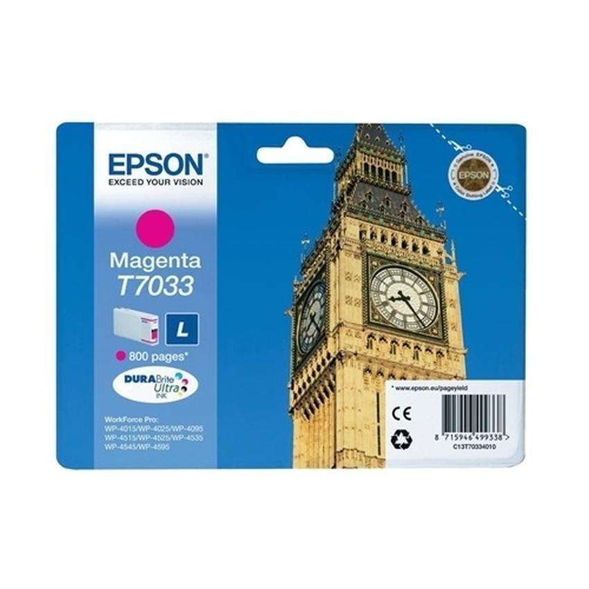 Tusz Epson T7033 [C13T70334010]