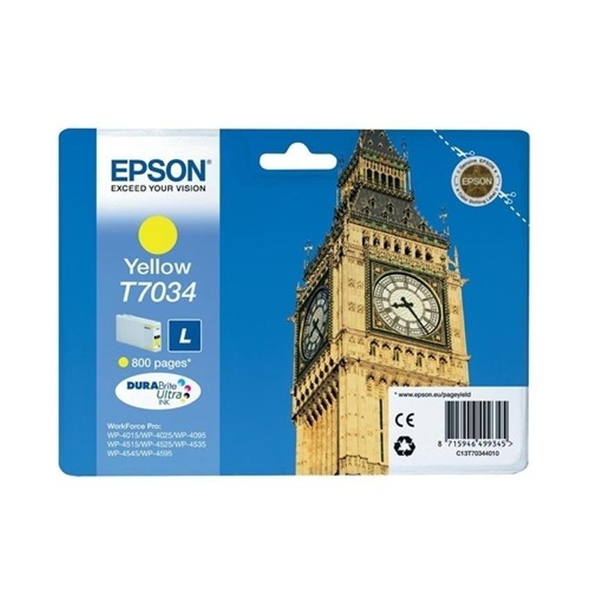 Tusz Epson T7034 [C13T70344010]