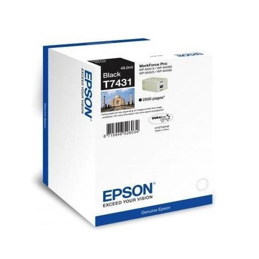Tusz Epson T7431 [C13T74314010]