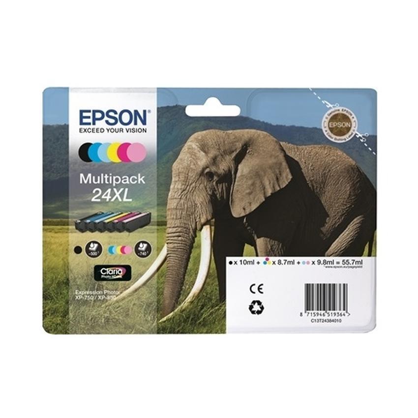 Tusz Epson T2438 [C13T24384010]