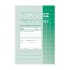 KWITARIUSZ PRZYCHODOWY (NUMEROWANY) 400-3