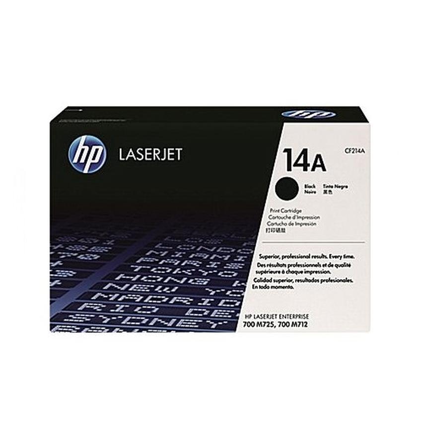 Toner HP 14A [CF214A]