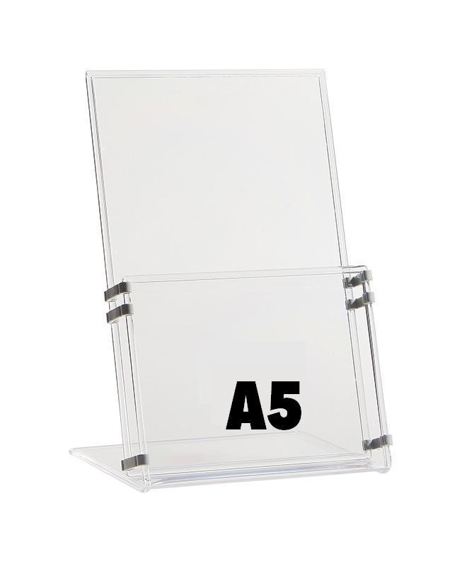 STOJAK NA ULOTKI A5 (148x210mm)