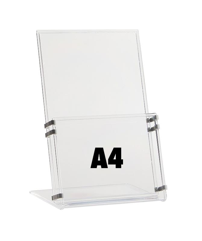 STOJAK NA ULOTKI A4 (210x297mm)