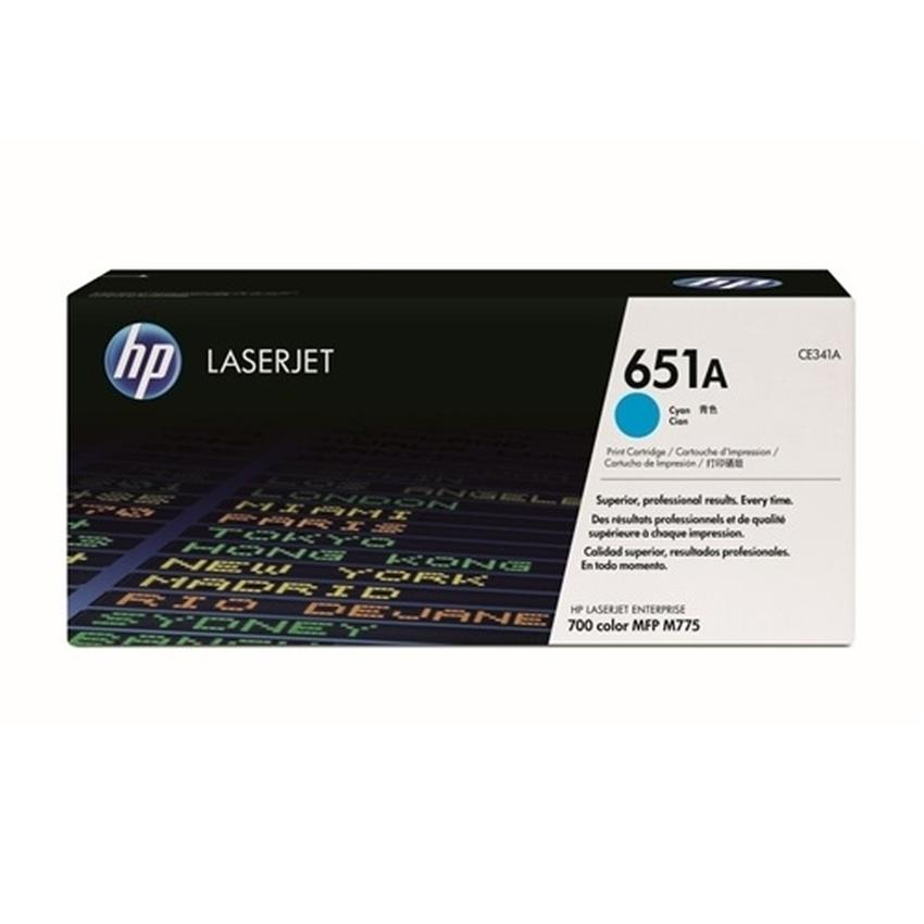 Toner HP 651A [CE341A]