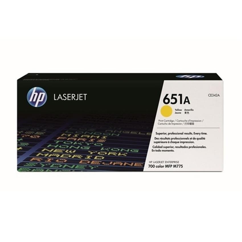 Toner HP 651A [CE342A]