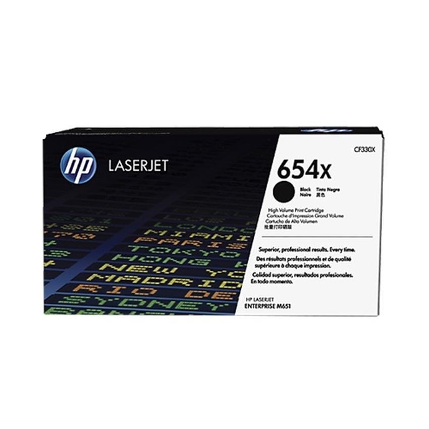 Toner HP 654X [CF330X]