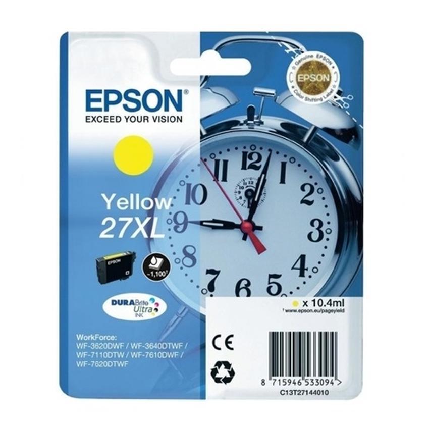 Tusz Epson T2714 XL [C13T27144010]