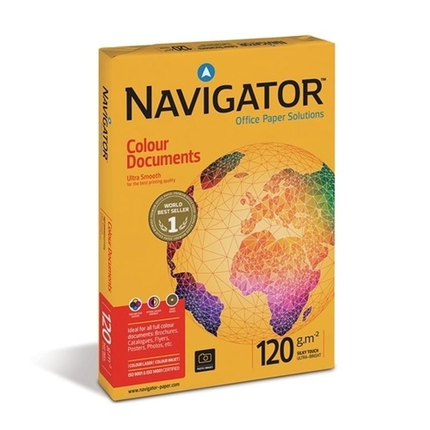 PAPIER NAVIGATOR COLOUR DOCUMENTS A4
