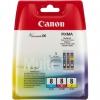 Tusz Canon CLI-8CMY