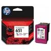 Tusz HP 651 [C2P11AE]