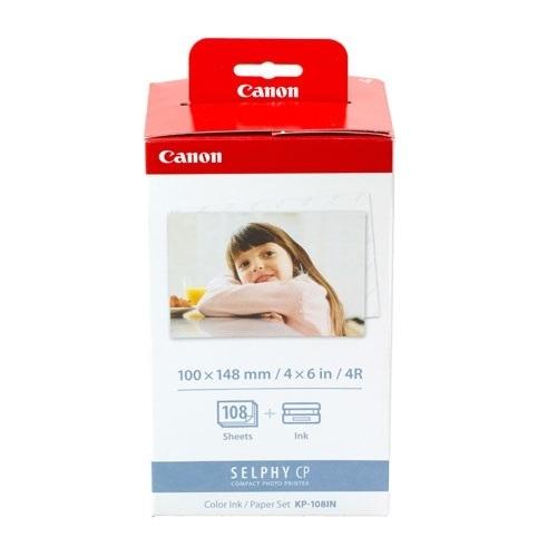 Atrament + papier Canon KP-108IN