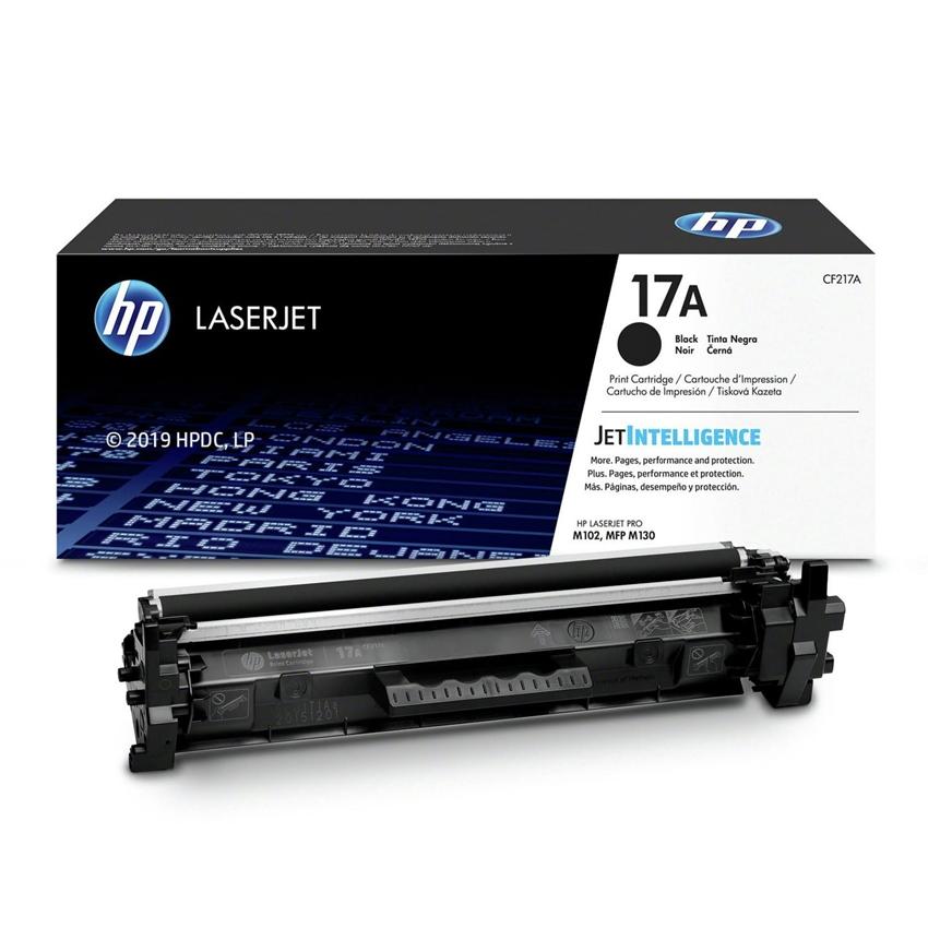 Toner HP 17A [CF217A]