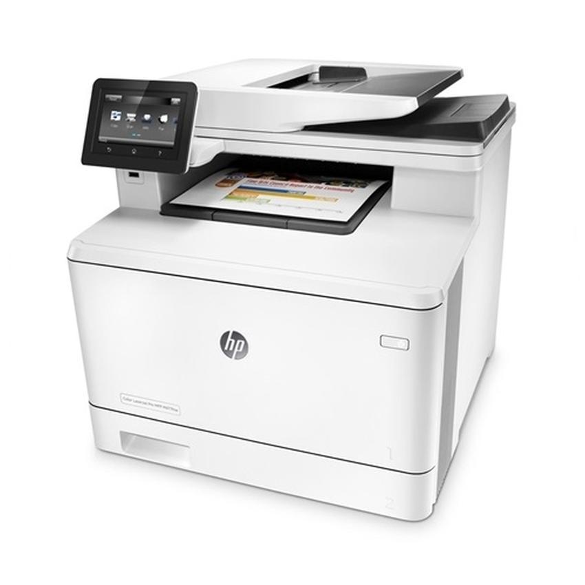 HP Color LaserJet Pro M477fnw