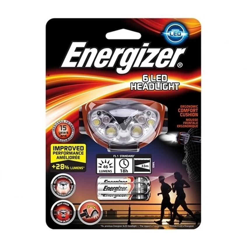 LATARKA CZOŁOWA ENERGIZER HEADLIGHT LED
