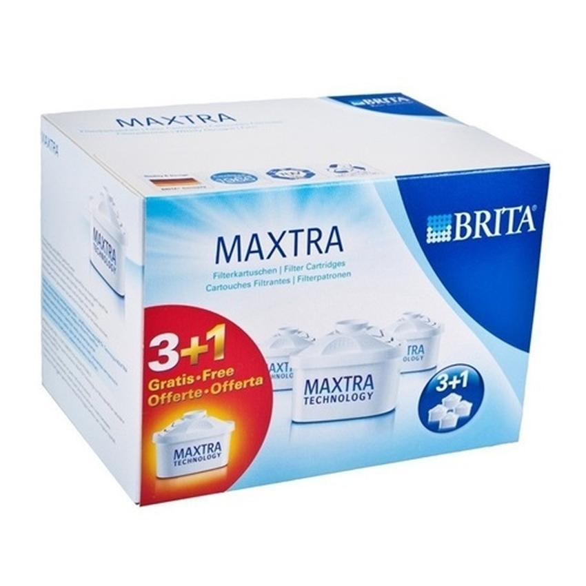 WKŁAD FILTRUJĄCY BRITA MAXTRA 3 + 1