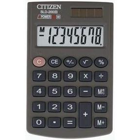 KALKULATOR CITIZEN SLD-200N (ZAMIENNIK LC 210)
