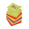 BLOCZKI SAMOPRZYLEPNE SUPER STICKY POST-IT Z-NOTES 3M