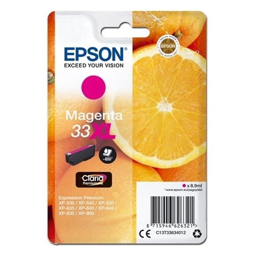 Tusz Epson 33 XL [T33634012]