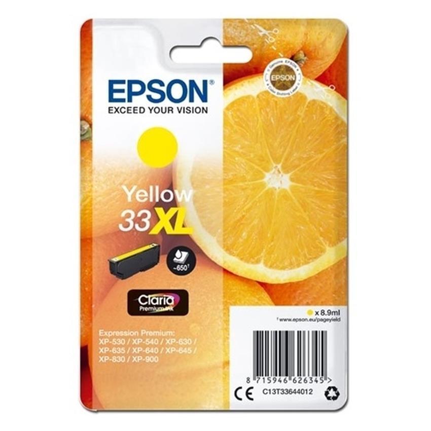 Tusz Epson 33 XL [T33644012]