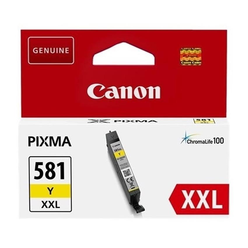 Tusz Canon CLI-581Y XXL [1997C001]