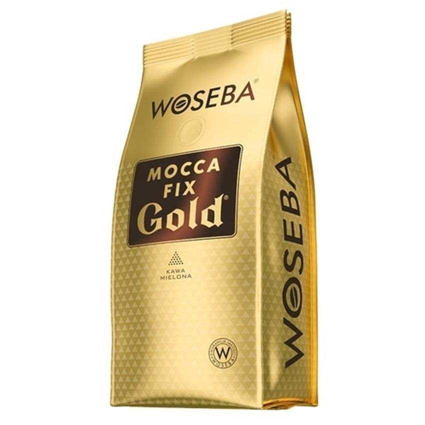 KAWA MIELONA WOSEBA MOCCA FIX GOLD