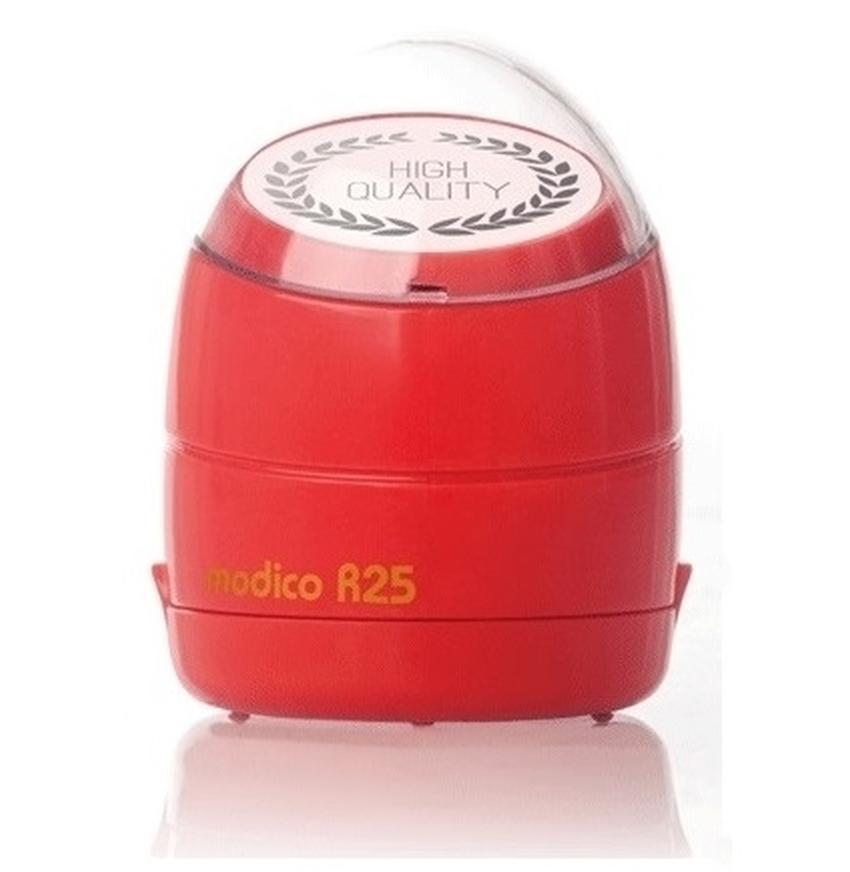 Pieczątka okrągła Modico R25