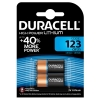 BATERIE LITOWE DURACELL HIGH POWER 123 B2
