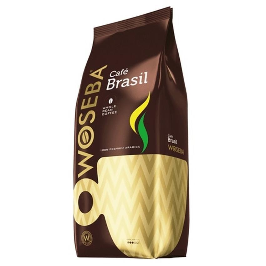 KAWA ZIARNISTA WOSEBA CAFE BRASIL