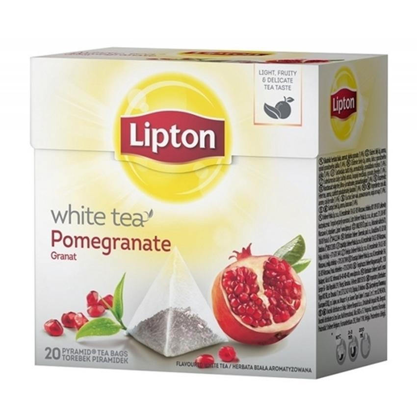 HERBATA LIPTON WHITE TEA