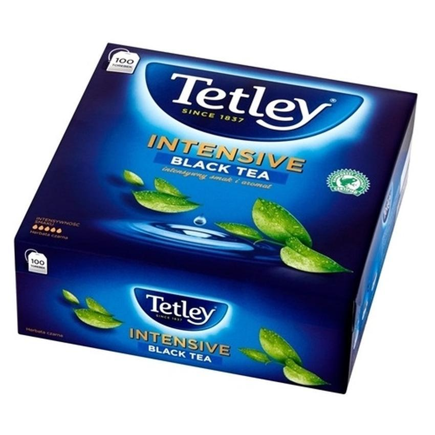 HERBATA TETLEY INTENSIVE BLACK TEA