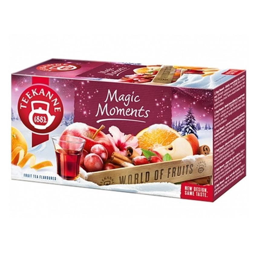 HERBATA TEEKANNE WORLD OF FRUITS - MAGIC MOMENTS