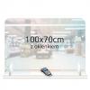 PRZEGRODA OCHRONNA - ANTYWIRUSOWA 100x70cm z okienkiem