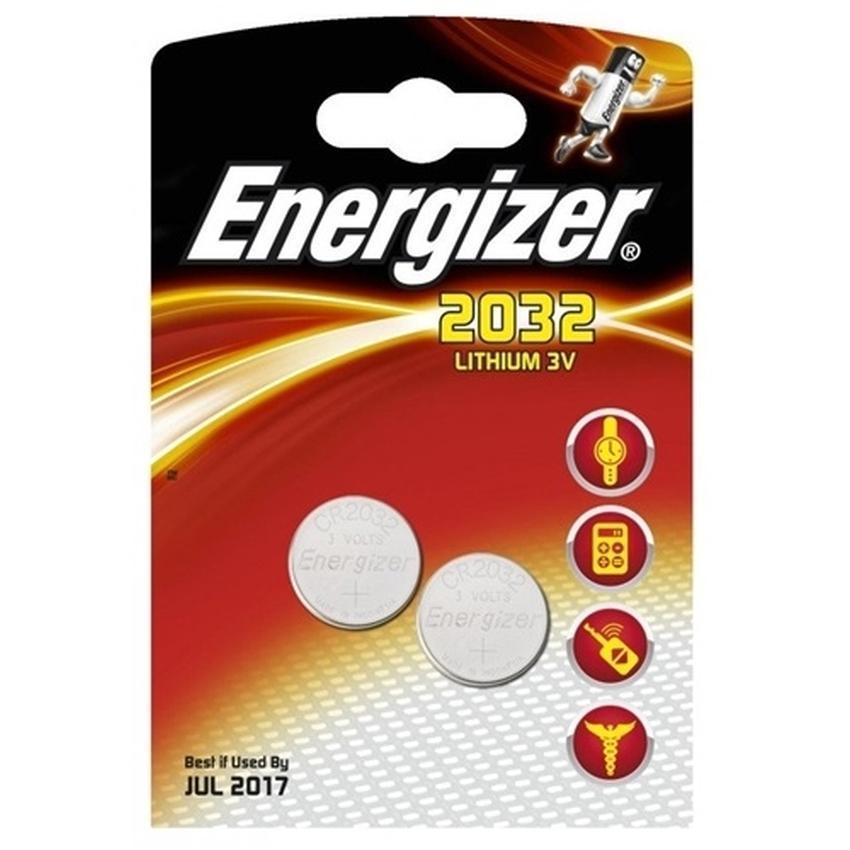 BATERIE LITOWE ENERGIZER CR2032