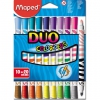 FLAMASTRY COLORPEPS DUO-DWUSTRONNE