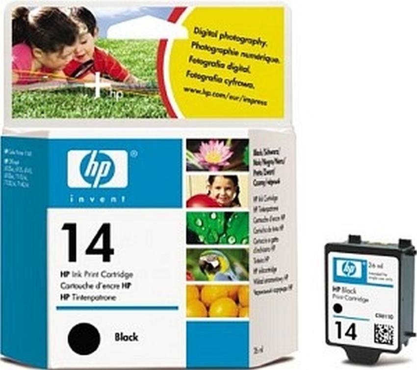 Tusz HP nr 14B  [C5011DE >C5011A]