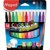 FLAMASTRY MAPED COLORPEPS LONGLIFE